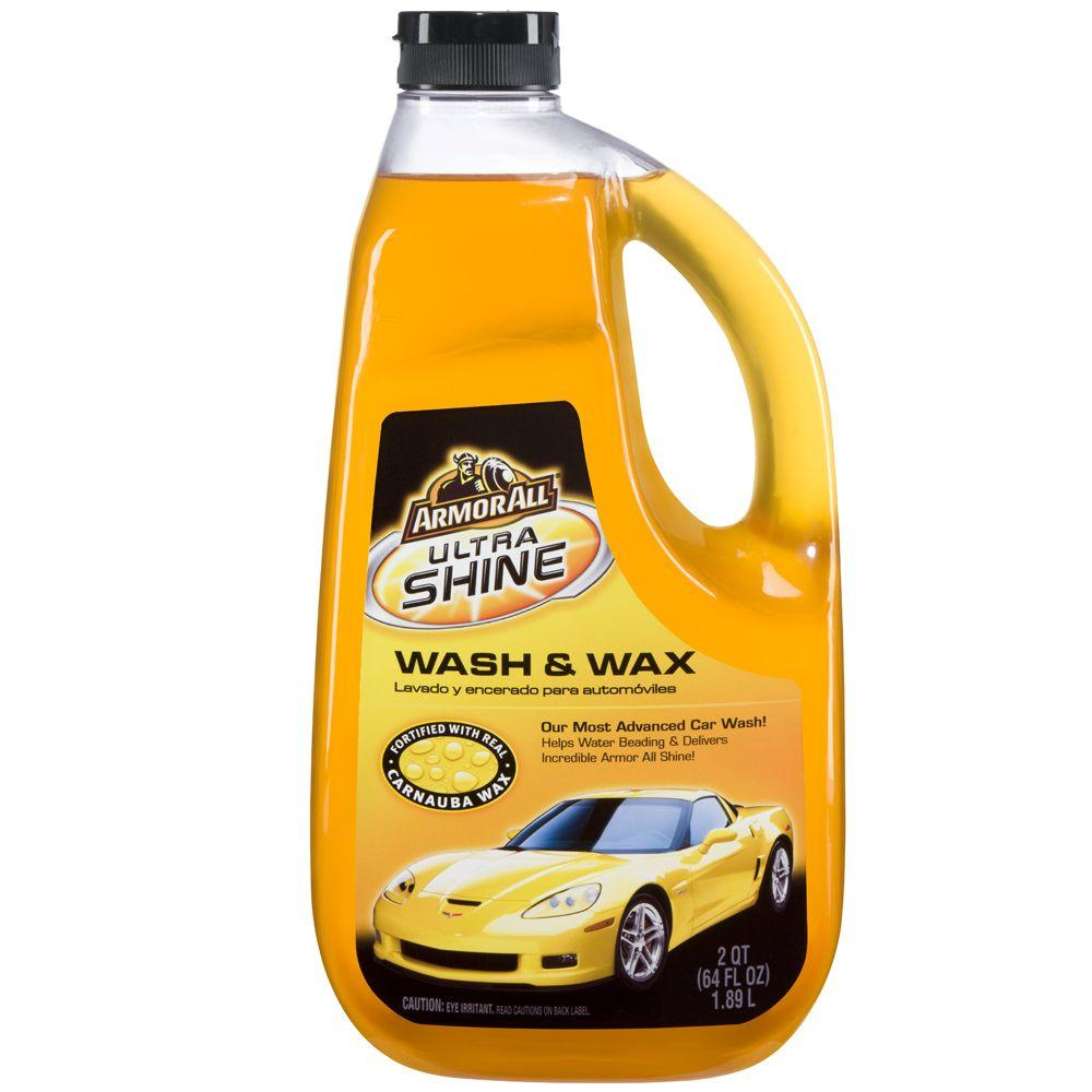 ARMOR ALL ULTRA SHINE WASH & WAX (1893 ml)