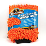 Armor All Wash Mitt (2 in 1 Microfiber Noodle) - Autohub Pakistan