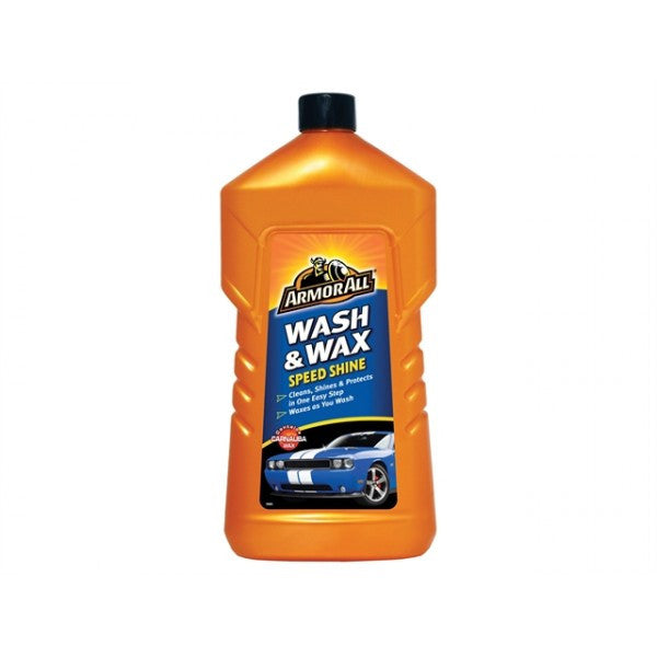 ARMOR ALL WASH & WAX (1LTR)