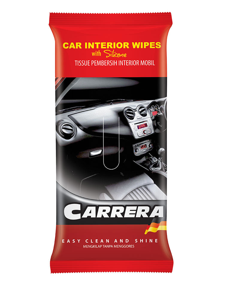 CARRERA Interior Wipes 10 wipes