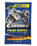 CARRERA Motorcycle Polish 20 g (12 Pcs) - Autohub Pakistan