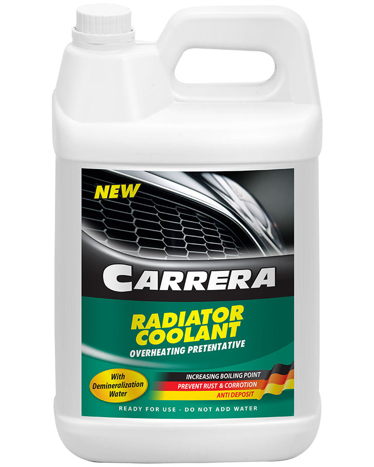 CARRERA Radiator Coolant 5 Liter