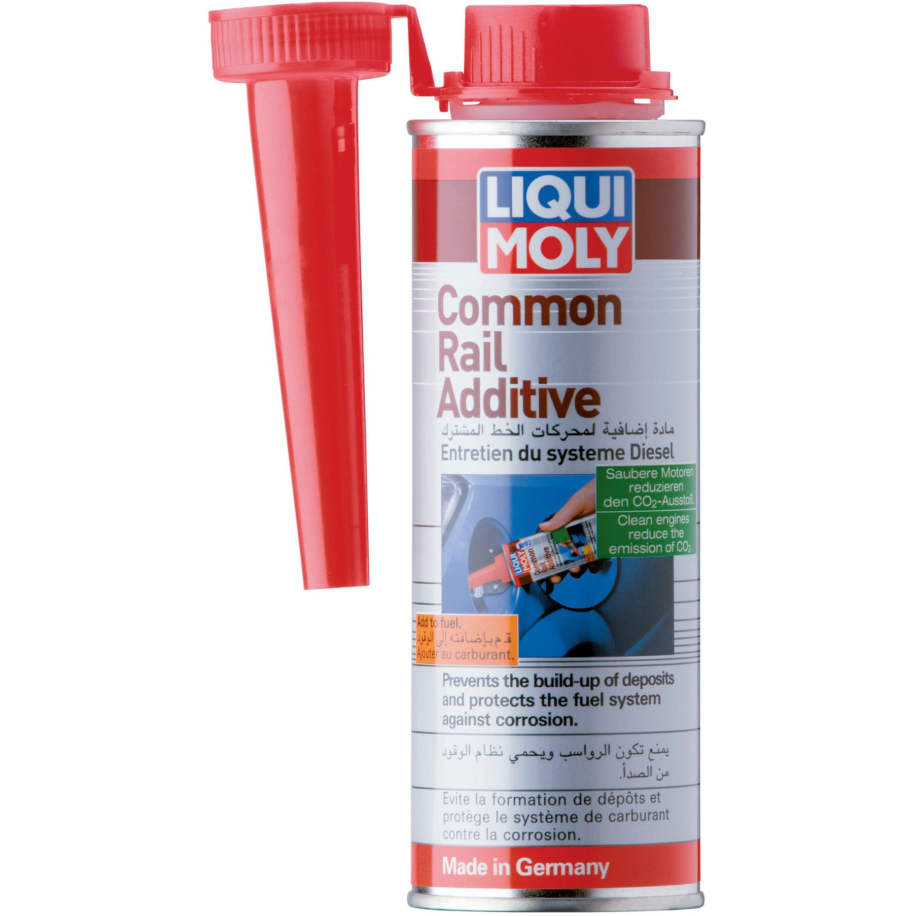 Liqui Moly Common Rail Additive (250 ml)