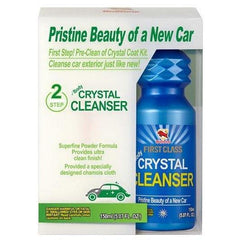 Bullsone First Class Crystal Cleanser + Sponge - Autohub Pakistan