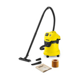 Karcher WD 3 P (Wet & Dry Vacuum Cleaner)