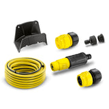 "Karcher Hose Set With Hose Hanger 1/2"" - 15M"