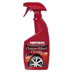 MOTHERS Pro-Strength Chrome Wheel Cleaner (24 oz.) - Autohub Pakistan