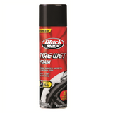 Black Magic Tire Wet Foam - Autohub Pakistan
