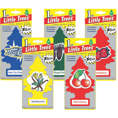 Little Tree Card Refreshner (Pack of 3) - Autohub Pakistan