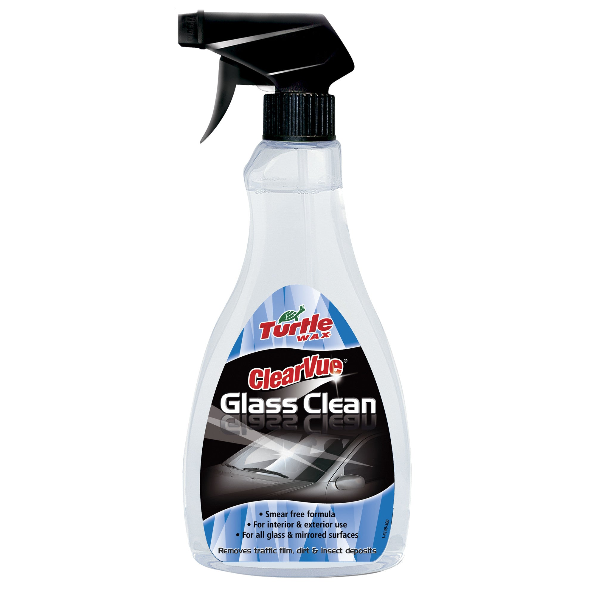 TURTLE WAX CLEAR VUE GLASS CLEANER