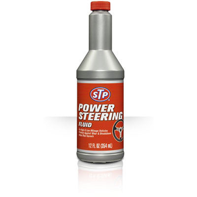 STP POWER STEERING FLUID (354ML)