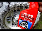 Mothers Foaming Wheel & Tire Cleaner 24 oz. - Autohub Pakistan