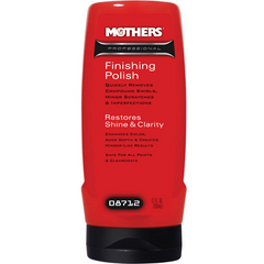 MOTHERS Professional Finishing Polish (12OZ) - Autohub Pakistan