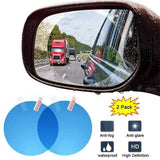 Anti Fog Film Side View Mirrors - Autohub Pakistan