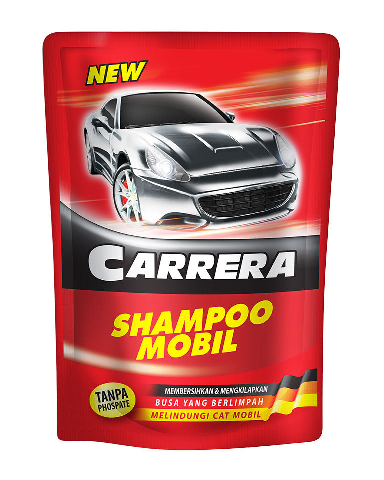 CARRERA Car Wash & Gloss Refill 800 ml