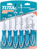 Total 6 pcs Screw Driver Kit - Autohub Pakistan