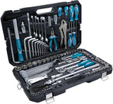 Total 142 Pcs Combination Tool Set - Autohub Pakistan
