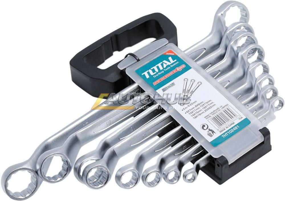 Total Offset Ring Spanner Set