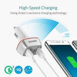Anker PowerDrive 2 Quick Charger 3.0 (White) - Autohub Pakistan