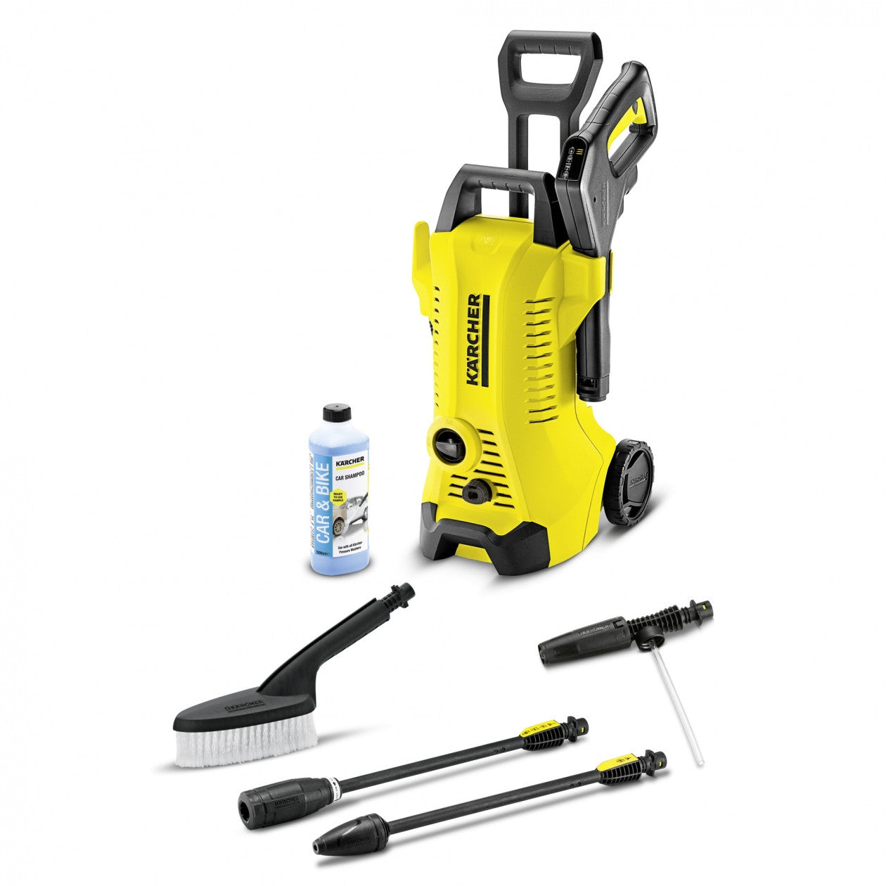 KARCHER K3 Full Control + Car Kit