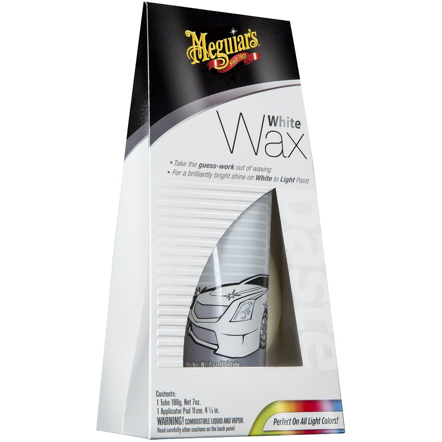 Meguiar's White Wax Paste