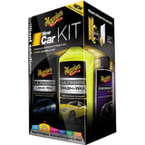Meguiar's Brilliant Solutions New Car Kit - Autohub Pakistan