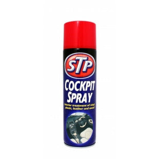 STP COCKPIT SPRAY (500ML)