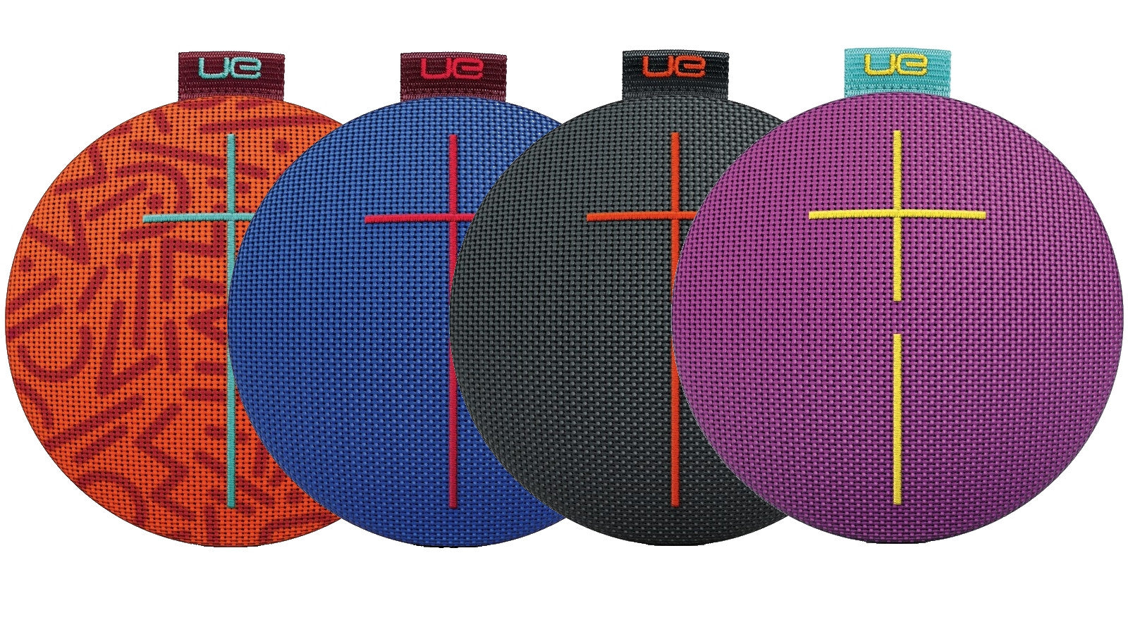 Logitech UE Roll Blutooth Speaker - (4 Colors)
