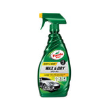 TURTLE WAX 1-Step Wax & Dry (26 OZ) - Autohub Pakistan