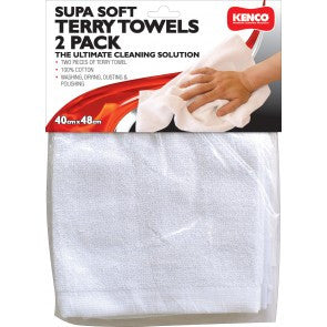 Kenco Terry Towel (Pack of 2)