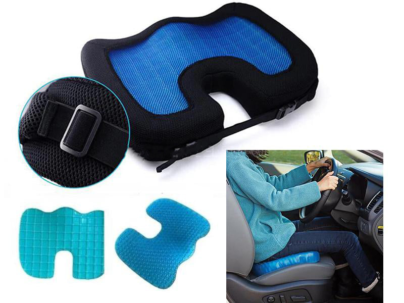 Kenco U Shaped Gel Foam Seat Cushion