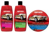 Mothers Ultimate Wax System (w/Paste Wax) - Autohub Pakistan