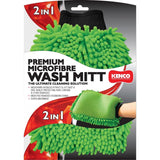 Kenco Microfiber Wash Mitt 2 In 1