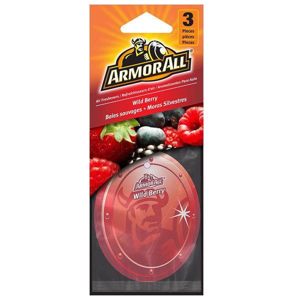 ARMOR ALL AIR FRESHENER (Pack of 3)