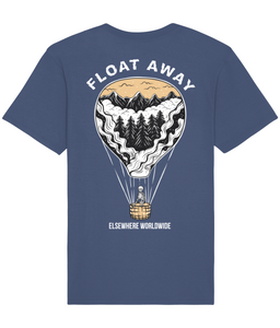 Float Away Tee - Elsewhere Clothing Co.