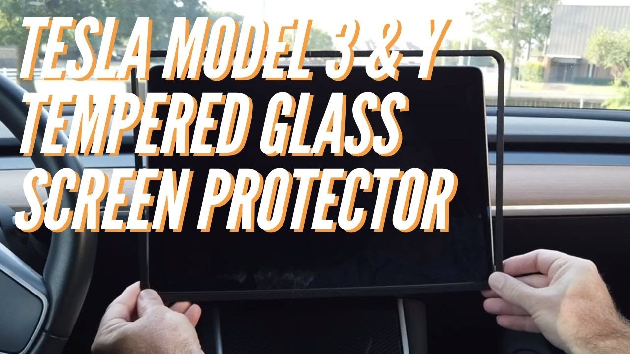 Installing the Tempered Glass (9H) Screen protector