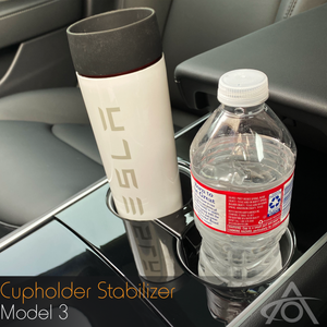 Model 3 & Y Cupholder Stabilizer