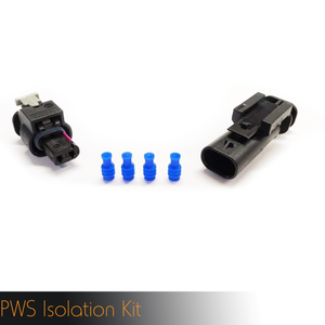 Isolation Kit for the PWS (Pedestrian Warning System)