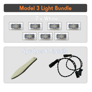 Ultra-Bright Light Bundles