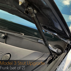 Strut Upgrades for Model 3