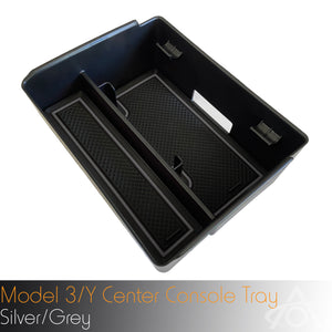 Center Console Tray for Model 3 & Y