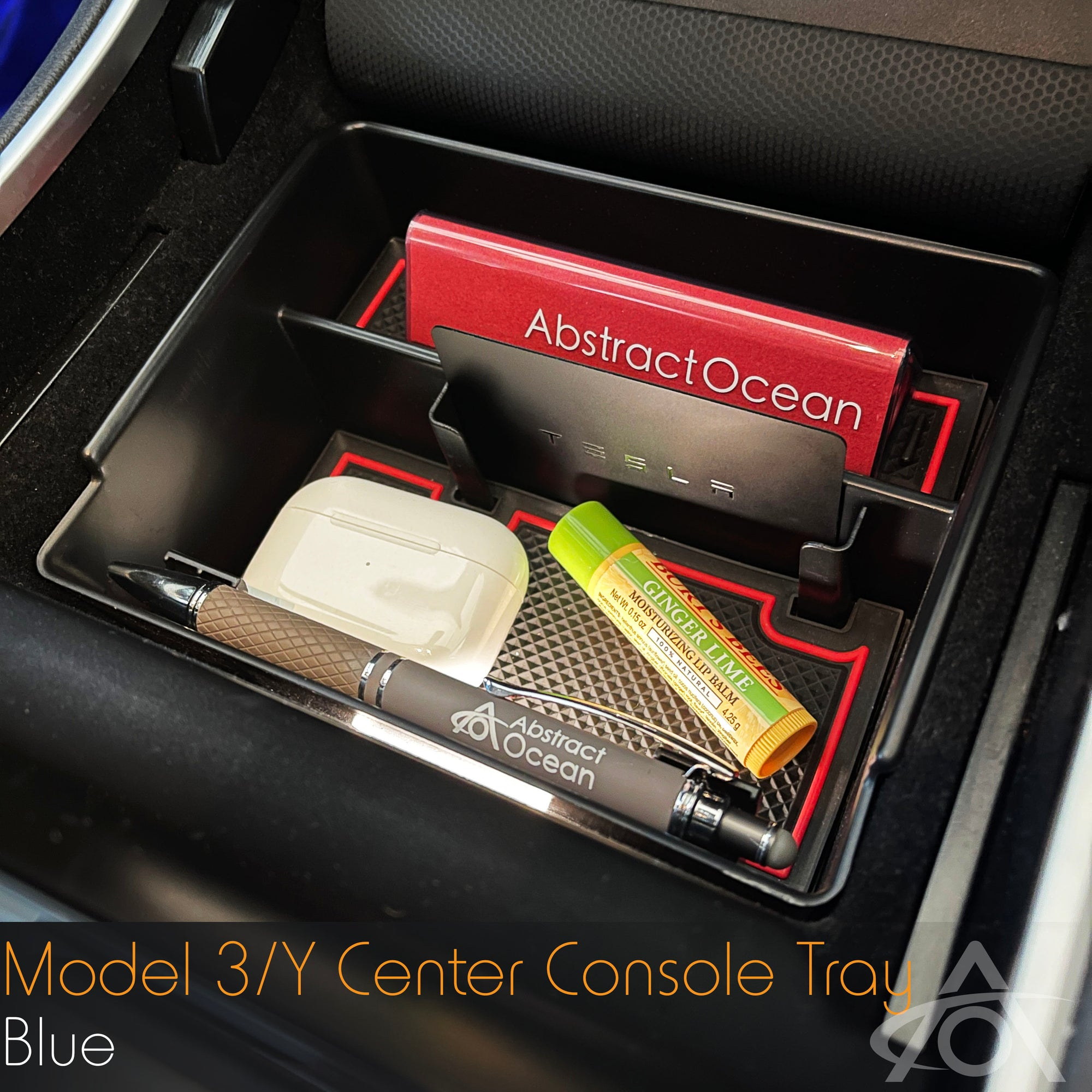 Center Console Tray for Model 3 & Y (Gen 1 Center Console)