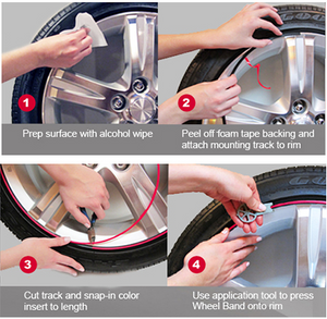 Wheel Bands (Single Wheel Replacement kit)