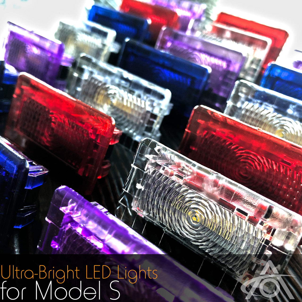 Ultra-Bright LED Lights - Model S
