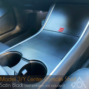 Center Console Shell for Model 3 & Y (Gen1 Center Console)