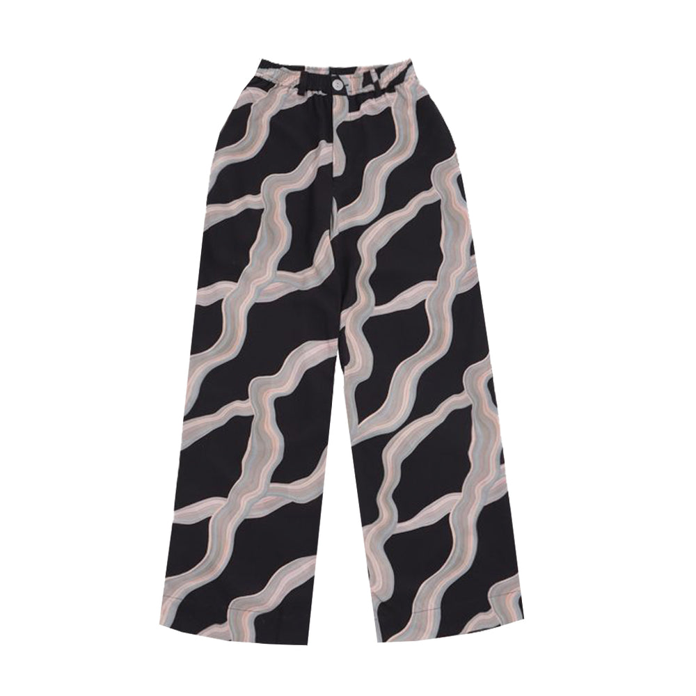 Amari Pants Black Flow