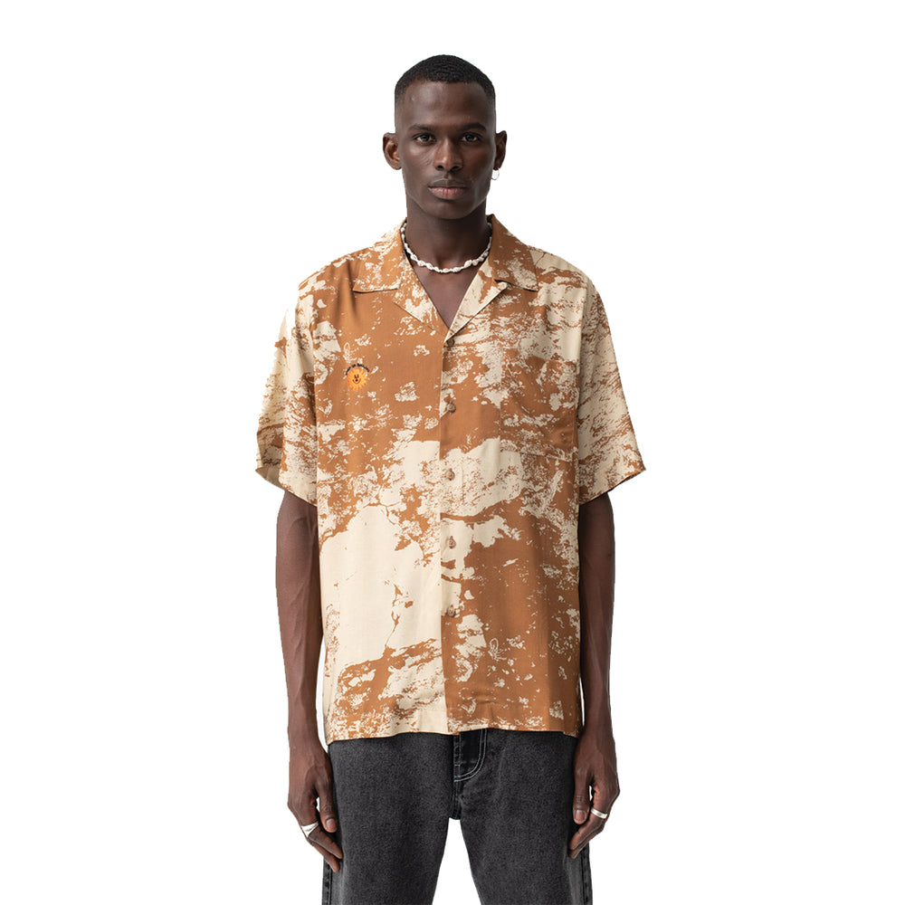 The Rockhard Shirt Beige