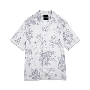 Load image into Gallery viewer, Olmecs Beige Shirt