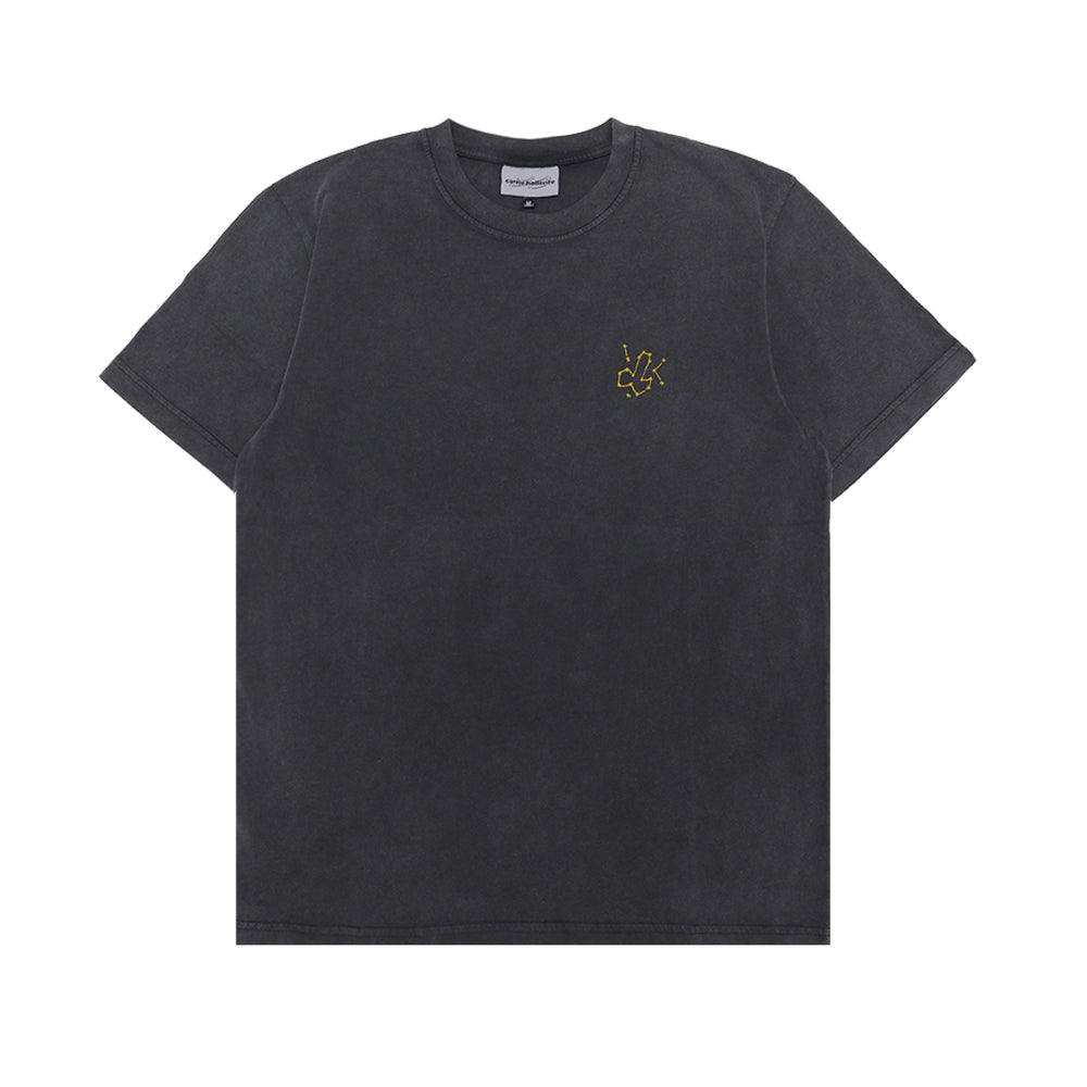 Space Nuts Tee Black