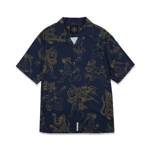 Olmecs Navy Shirt
